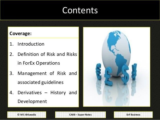 Caiib Super Notes Bank Financial Management Module A International -