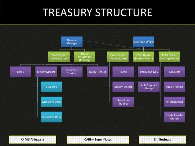 Treasury Management Banking 64
