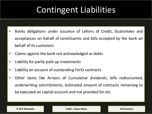 SlideShare  Components Of Balance Sheet
