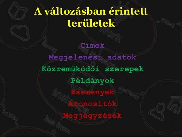 Köszönöm a figyelmet! Hubay Miklós Széchenyi István Egyetem Egyetemi Könyvtár 9026 Győr, Egyetem tér 1. Tel.: 96/613-443 e...