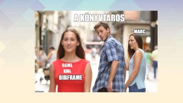 A MARC-tól a BIBFRAME-ig Slide 3