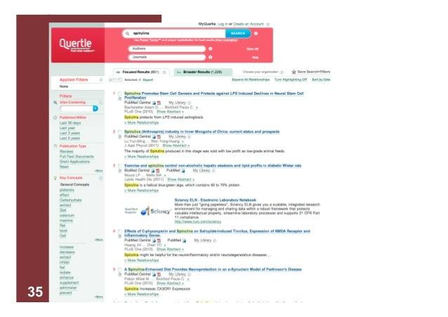Google : trucs et astuces pour les pros de l'infodoc  35  © BFR Consultants - 2011