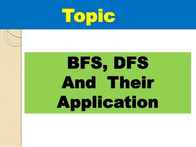 Bfs & dfs application Slide 2