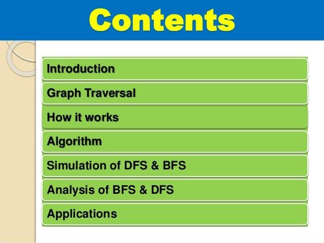 Bfs & dfs application Slide 3