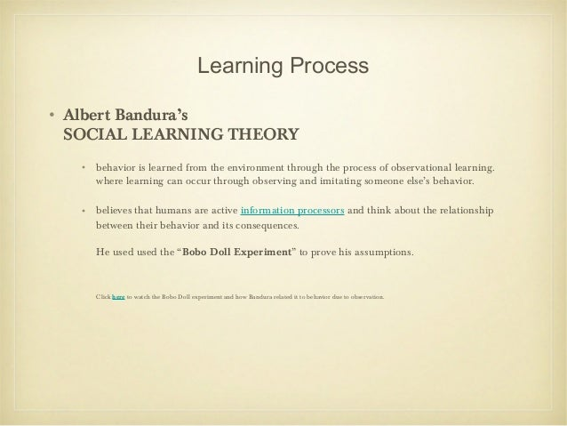 b f skinner and albert bandura Operant conditioning bf skinner skinner box (aka operant chamber) pressing or pecking of bar/key which releases food/water responses are recorded bf skinner (1904-1990) operant conditioning albert bandura.