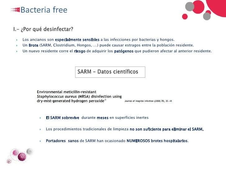    Los ancianos son especialmente sensibles a las infecciones por bacterias y hongos.   Un Brote (SARM, Clostridium, Hon...