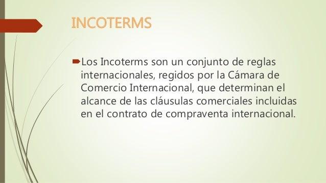 incoterms Slide 2