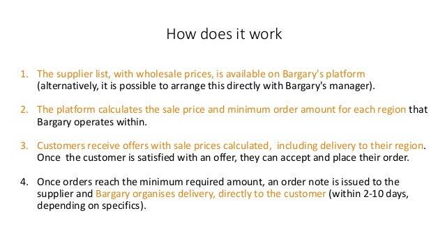 Bargary com: Bulk Food Shopping Online  Buy Wholesale