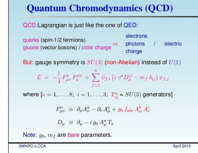 """Solving QCD: from BG/P to BG/Q"". Prof. Dr. Attilio ..."