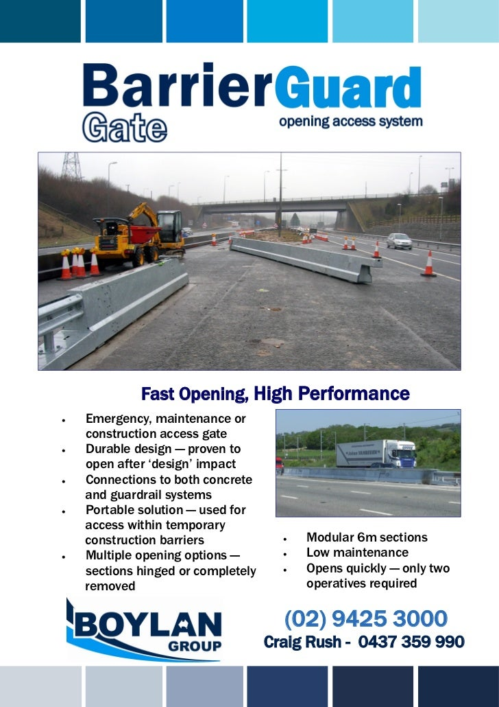 Fast Opening, High Performance   Emergency, maintenance or    construction access gate   Durable design — proven to    o...