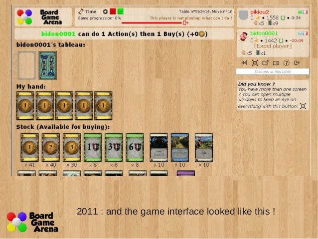To A Board Game Arena Design History - Board game design software