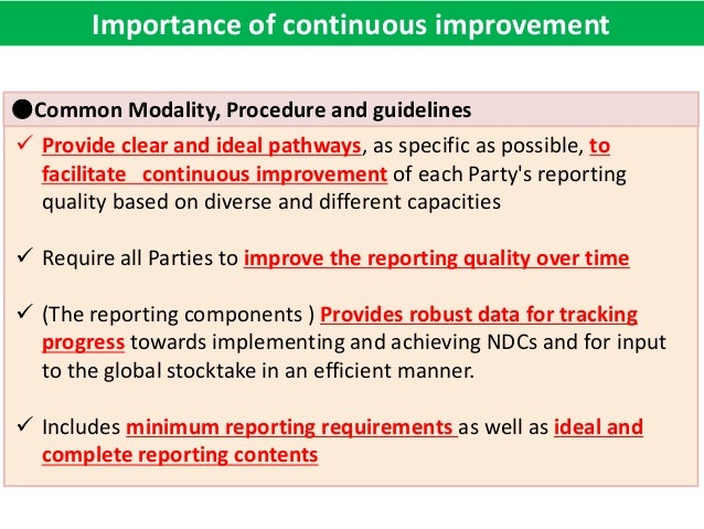 ●Common Modality, Procedure and guidelines  Provide clear and ideal pathways, as specific as possible, to facilitate cont...
