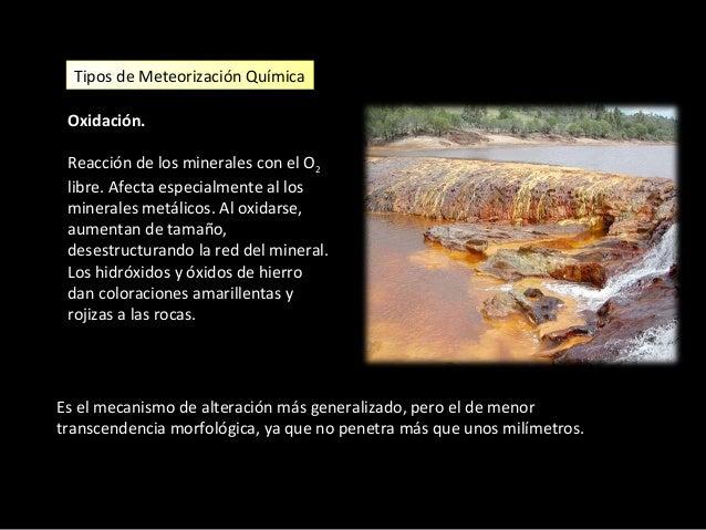 La topografía, o las formas locales del relieve, pueden afectar a algunos de los mecanismos activos de erosión: por ejempl...