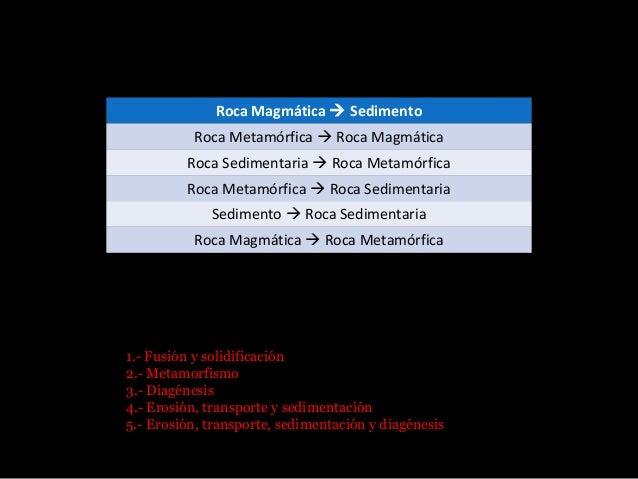 CalizaRocas SEDIMENTARIAS