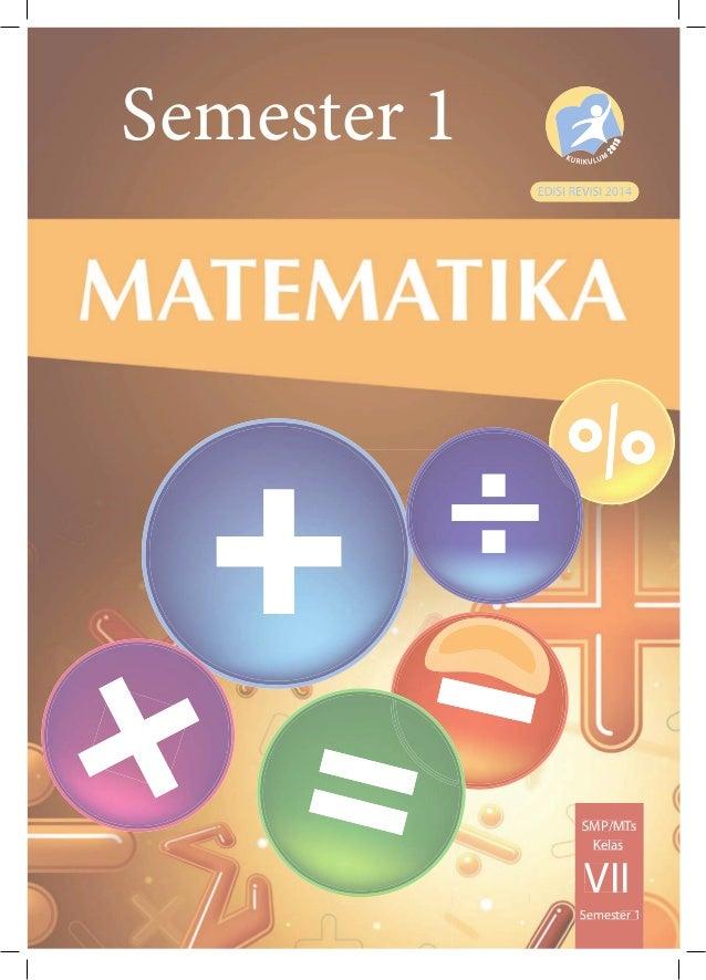 Buku Guru Matematika Kelas Vii Smp Kurikulum 2013