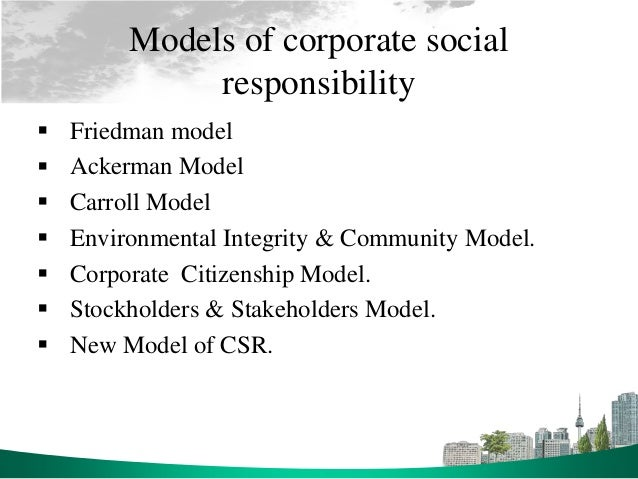 model that embraces pyramid of corporate social responsibility Business and society: ethics,  9th edition solutions manual and test bank by  explain the pyramid of corporate social responsibility provide.