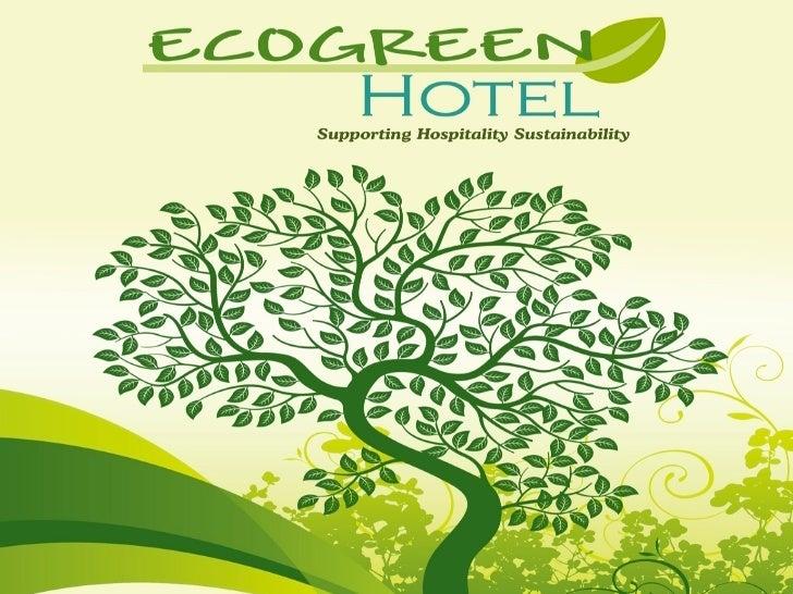 M. Sco Parisi, CHA EcoGreenHotel-‐President  Hospitality professional with over twenty years ...