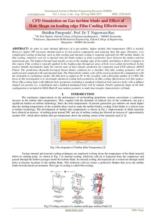 International Journal of Modern Engineering Research (IJMER) www.ijmer.com Vol. 3, Issue. 4, Jul - Aug. 2013 pp-2066-2072 ...