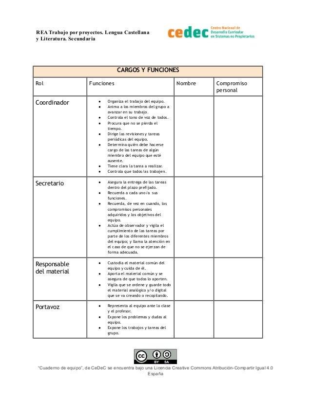 """Plantilla de Cuaderno de equipo. REA """"Yincana de los seres de ficción"""". Slide 3"""