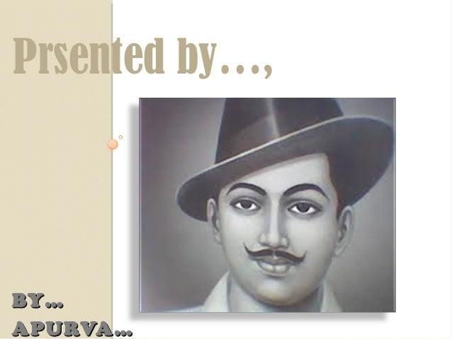 Bhagat Singh Biography Pdf