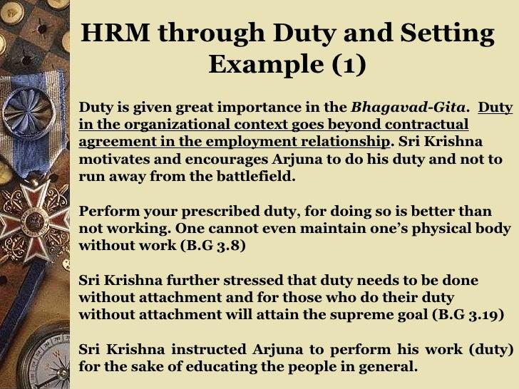 bhagavad gita krishna and arjuna relationship