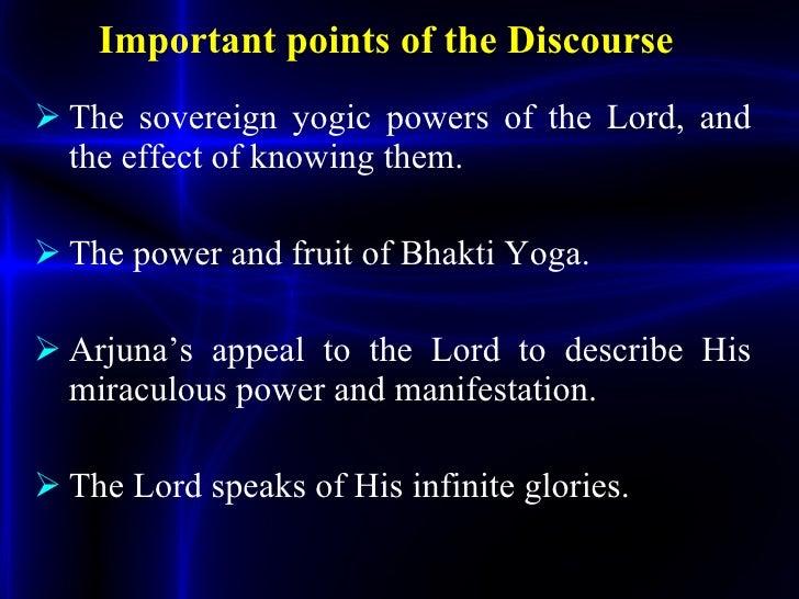 Yoga 42 Verses 40