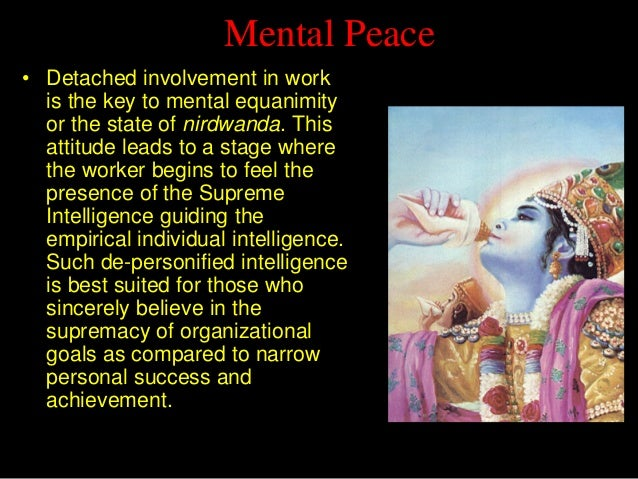 """the idea of the existence of individuality according to the bhagavad gita 6 responses to """"dhammapada and bhagavad gita can help lanka foster ethno-religious amity"""" douglas says: may 21st, 2014 at 1:27 pm shelton a gunaratne: your statement: """" i had no idea that hinduism and buddhism were so close to each other in terms of pathway one should follow to reach our ultimate goal – nibbahan."""