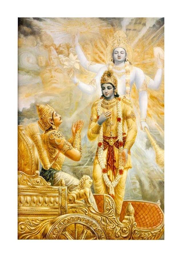 O Bhagavad-Gita, o som de Deus.                                   Dr. Ramananda Prasad                          (American/...