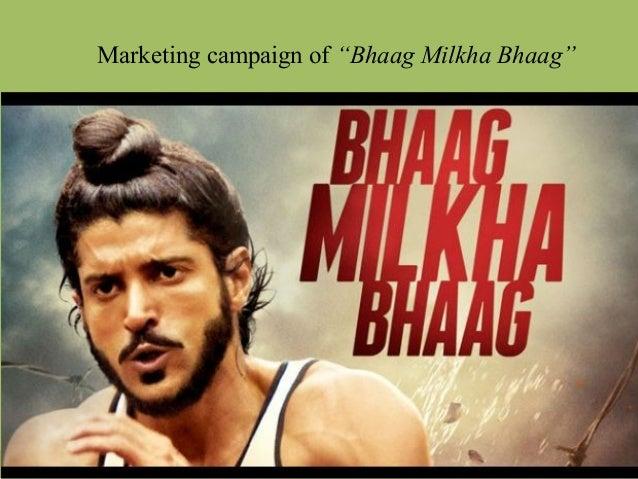 "Marketing campaign of ""Bhaag Milkha Bhaag"""