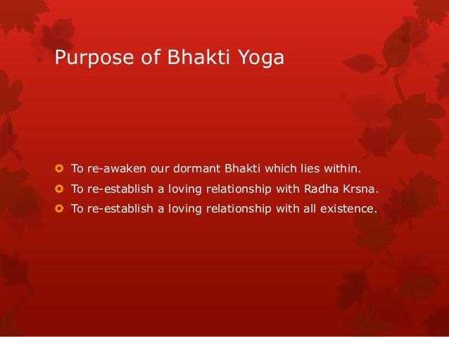 The Divine Couple Radha Krsna 7 Purpose Of Bhakti Yoga