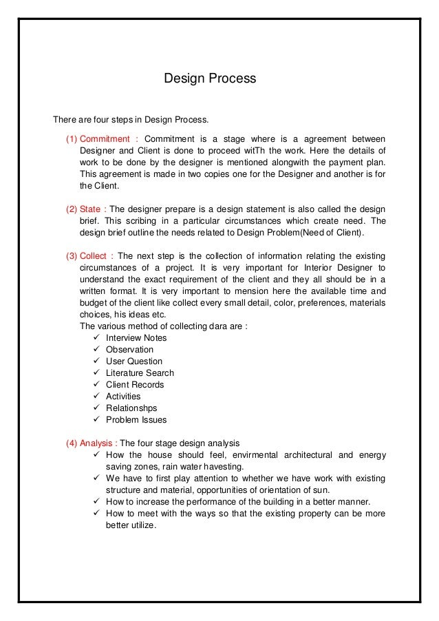 86 interior design contract between designer client for Interior design client contract