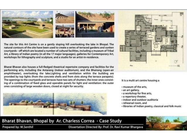 Bharat Bhavan Bhopal By Charless Correa