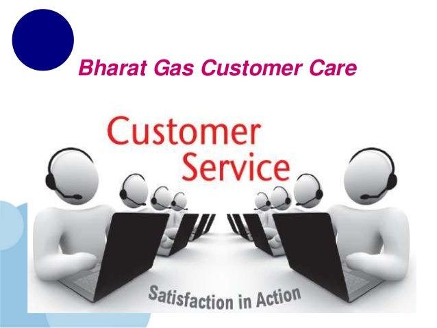 Bharat gas complaint procedure