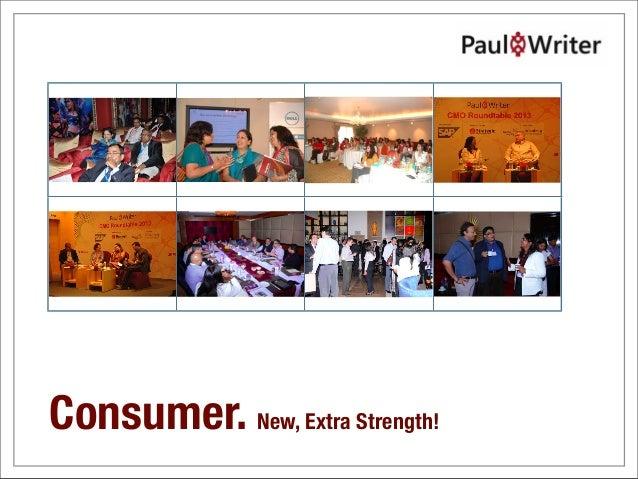 Consumer. New, Extra Strength!
