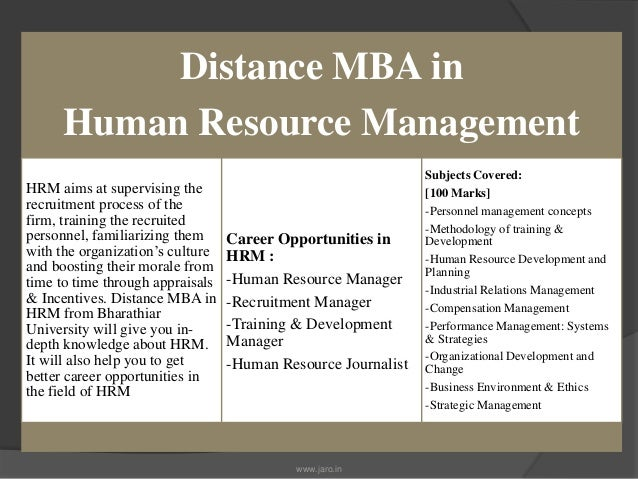 [Authentic] Bharathiar Distance MBA - Fee, Courses ...