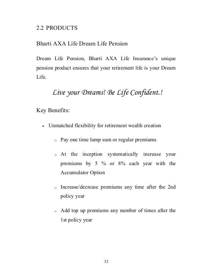 Bharti AXA Term Insurance - coverfox.com