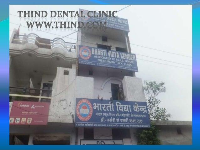 THIND DENTAL CLINIC www.thind.com
