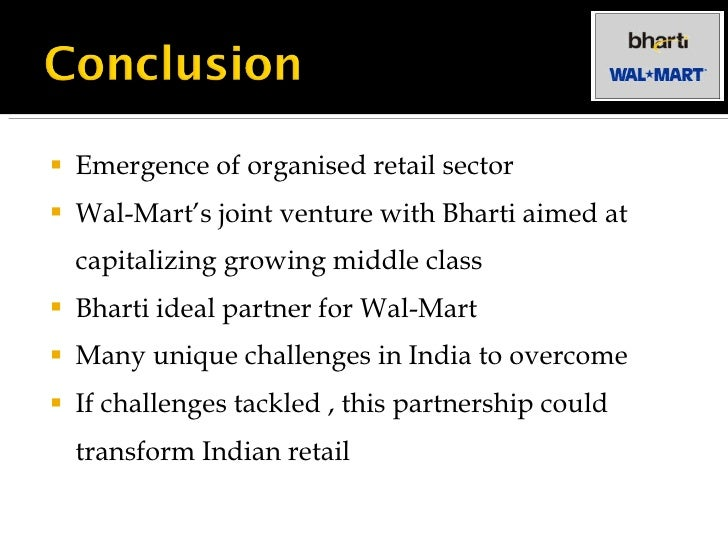 bharti walmart joint venture Bharti, wal-mart end joint venture  arkansas-based company acquire bharti's stake in bharti walmart pvt ltd, giving it 100% ownership of the best price modern cash-and-carry business .