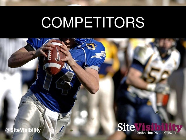 COMPETITORS @SiteVisibility
