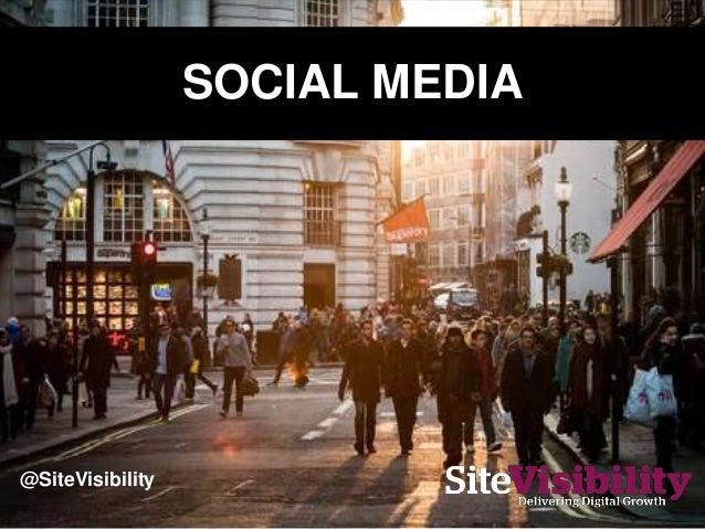 SOCIAL MEDIA @SiteVisibility