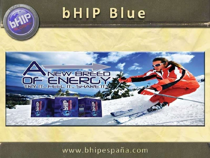 bHIP Blue
