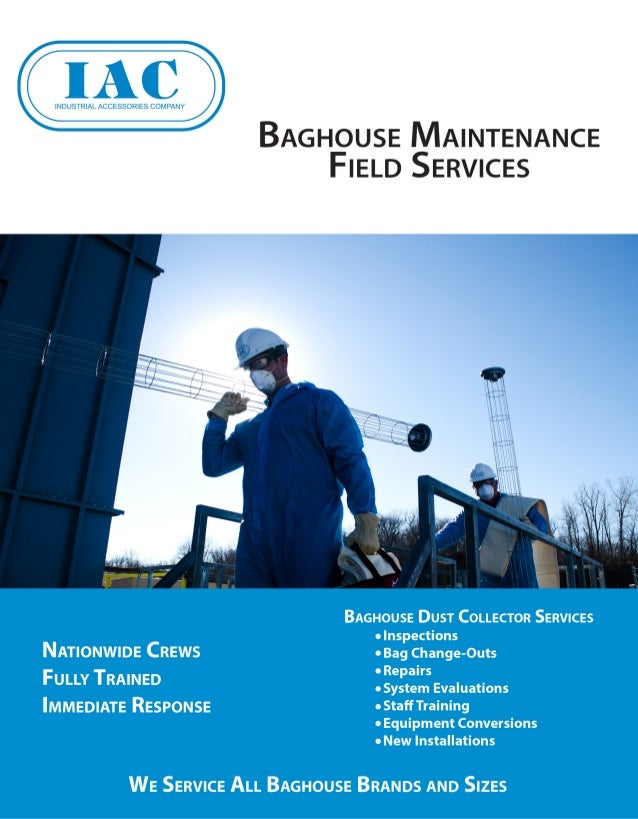 Baghouse Maintenance And Field Services