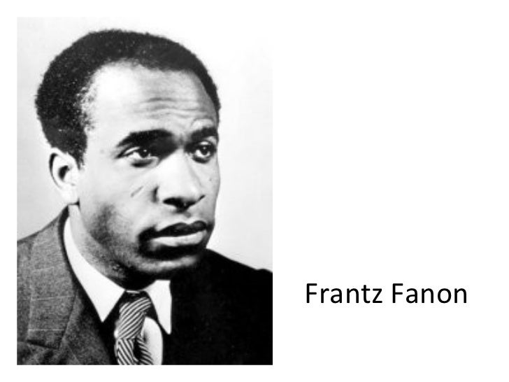 'White Skin, Black Masks': Rewriting Frantz Fanon's anti-colonial theory