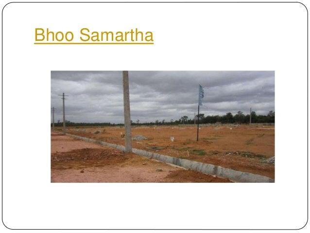 Bhoo samartha Slide 2