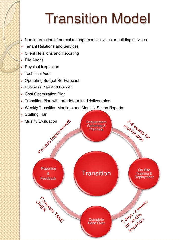 marketing plan for facility management company