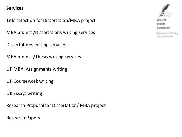 Custom thesis writing services bhopal