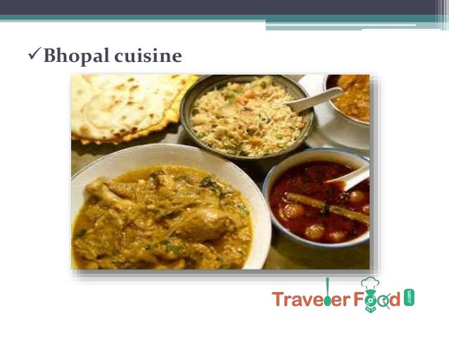 Bhopal the city of lakes for African continental cuisine