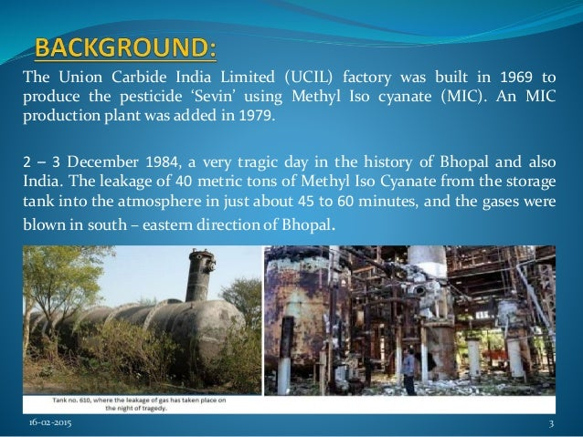 bhopal disaster case study /ethics This was the beginning of years of legal machinations in which the ethical bhopal gas leak disaster act as a bhopal disaster as a case study in.