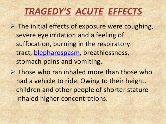Bhopal gas tragedy ethical issues essay