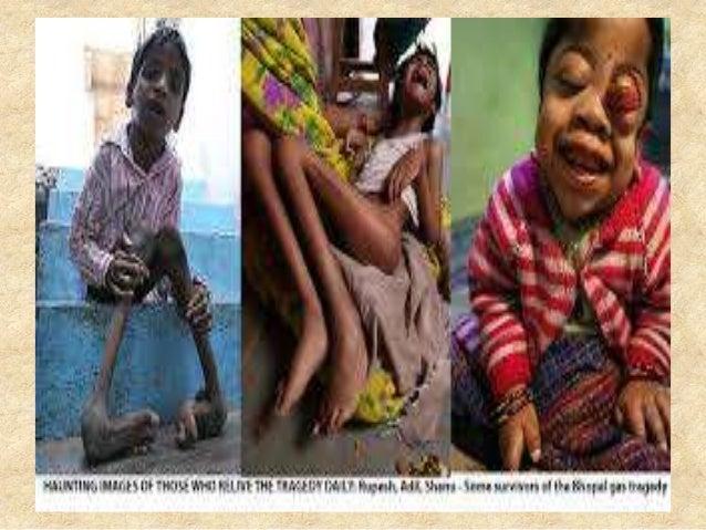 Khan study group bhopal disaster